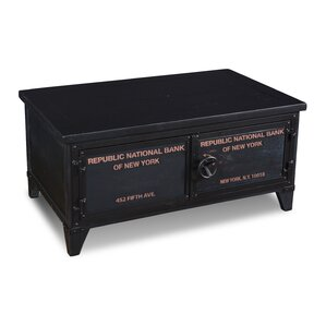 Cumberland Plateau Storage Coffee Table  by Trent Austin Design®