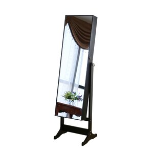 Kelley Jewelry Armoire with Mirror