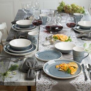 16-Piece Faye Dinnerware Set