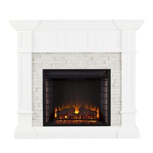 Patterson Corner Convertible Electric Fireplace