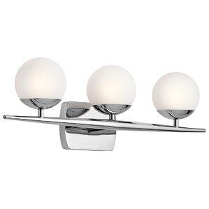 Walter 3-Light Vanity Light