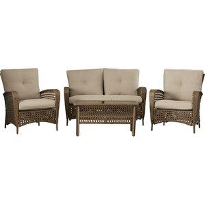 Ranchero 4-Piece Sofa Seating Group