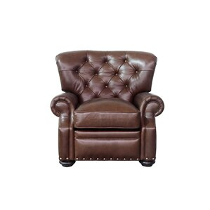 Parshall Leather Recliner