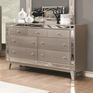 Alessia 7 Drawer Dresser
