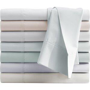 Ethan 200 Thread 100% Cotton Sheet Set