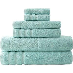 Rodney 6-Piece Towel Set