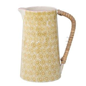 Vega Ceramic Pitcher