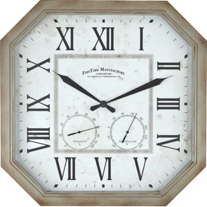 Joshua Outdoor Clock