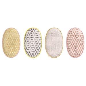 Susan Ceramic Oval Platter