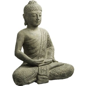 Blossom Buddha Statue