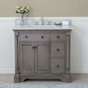 "Setsuko 36"" Single Bathroom Vanity Set"