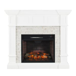 Julia Convertible Electric Fireplace