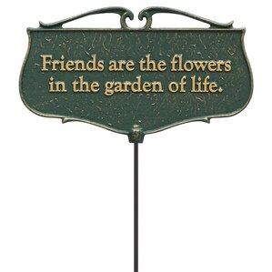 Maria Garden Sign