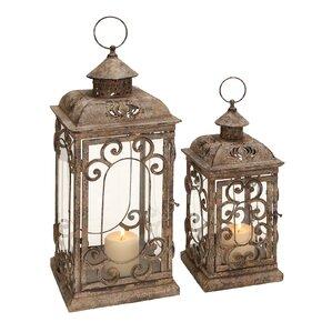 2-Piece Eloise Lantern Set