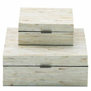 Dempsey 2-Piece Decorative Box Set