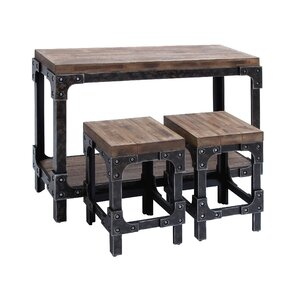 3-Piece Pub Table Set