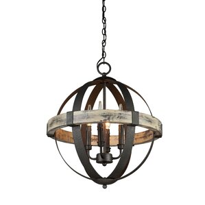 Trisha 4-Light Chandelier