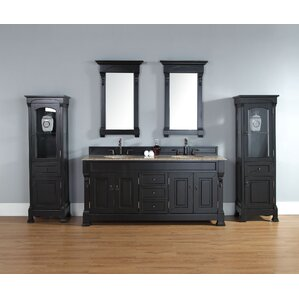 "Lillian 72"" Double Vanity Set"