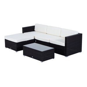 5-Piece Bethany Patio Seating Group