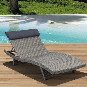 Amara Patio Lounge Chair (Set of 2)