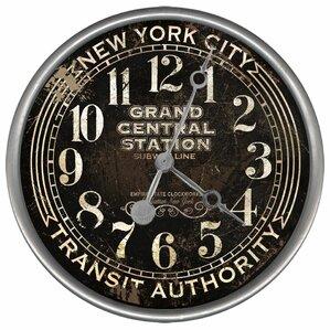 Subway Wall Clock
