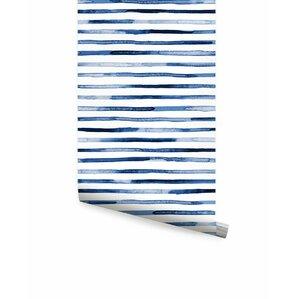 Stripes 24' Peel and Stick Wallpaper