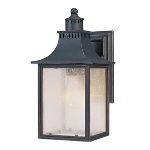 Kingston 1-Light Outdoor Wall Lantern