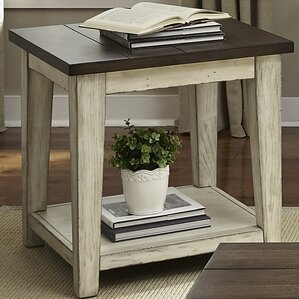 Sine End Table