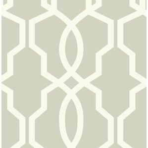 """Ashford 324' x 27"""" Wallpaper Roll"""