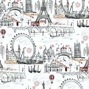 Euro Scenic Wallpaper