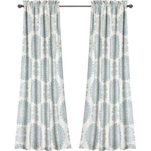 Peter Curtain Panels (Set of 2)