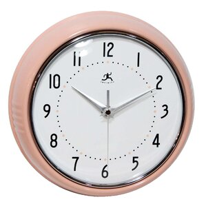 Bailey Round Wall Clock