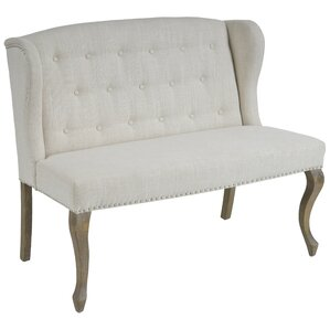 "Georgina 44"" Tufted Settee"