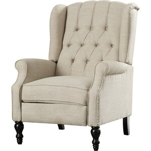 Sara Tufted Recliner