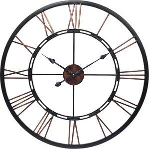 Dorosey Round Oversized Wall Clock