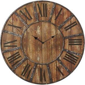 Freya Round Oversized Wall Clock