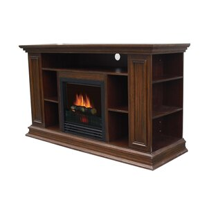 "Latrice 50"" Media Console with Electric Fireplace"