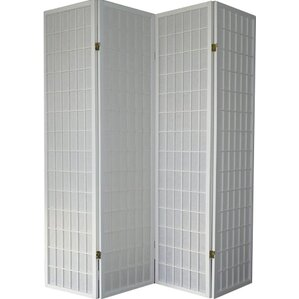 Shiloh 4-Panel Room Divider