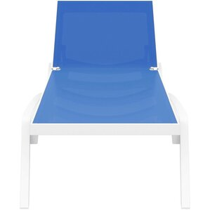 Anne Patio Lounger (Set of 2)