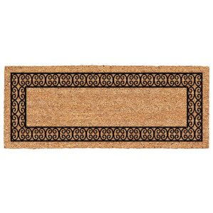 Charleston Border Doormat