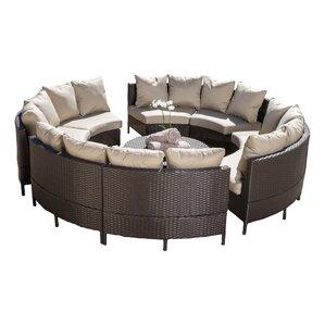 10-Piece Lena Patio Seating Group
