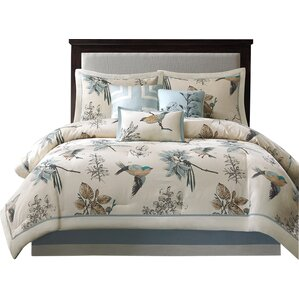 7-Piece Alicia Comforter Set