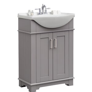 lisette 24 single bathroom vanity