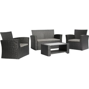 4-Piece Odette Patio Seating Group