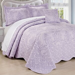 4-Piece Georgina Quilt Set