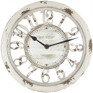 Elizabeth Round Wall Clock