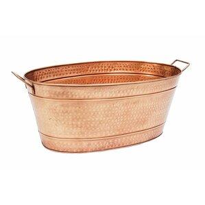 Derek Copper Beverage Tub