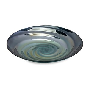 Marina Swirl Serving Tray