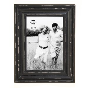 Camden Distressed Wood Picture Frame