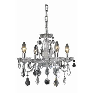 Chauncy 4-Light Chandelier